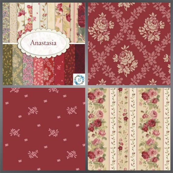 ANASTASIA - This long awaited collection is here.  Grab your Bundle Today and enjoy making a Home Décor project Especially for You.