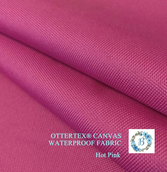OTTERTEX Waterproof Canvas - Ideal for linings and card slots.
