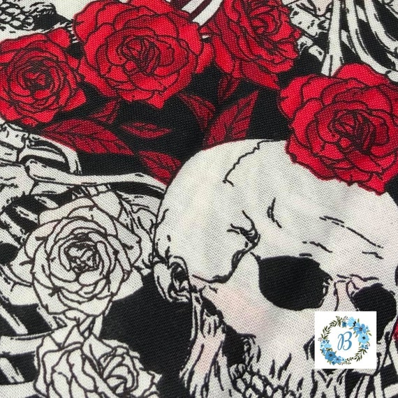 """CALAVERAS - Back by popular demand.  Create an interesting project with these """"deadly"""" fabrics."""