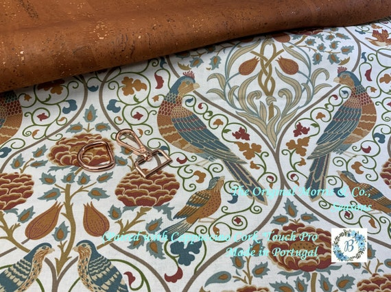 ORKNEY-  The Original Morris & Co.,  Seasons - Linen Be a part of the Arts and Crafts Movement Today