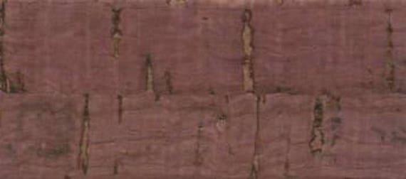 Light Purple Cork Fabric
