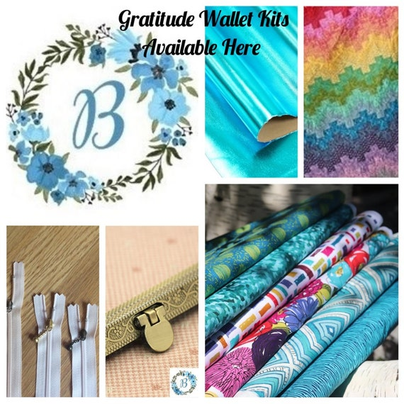 Gratitude Wallet Kits available Especially For you.