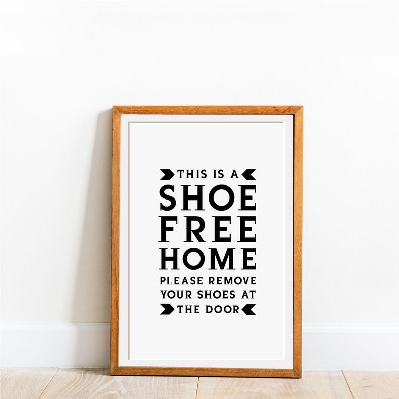 image regarding Please Remove Your Shoes Sign Printable Free named Shoe Free of charge Dwelling Signal, Printable Shoe Off Indication, Take away Footwear Printable, You should Choose Off Your Footwear, Footwear Off Remember to Indication, Electronic Down load
