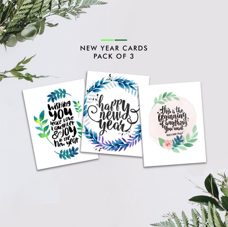 photograph regarding Printable New Year Cards named 2018 PRINTABLE card fastened,Refreshing Yr Playing cards 2018,Trip Card Fresh new Yrs,Fresh new Yr Playing cards mounted,Printable Fresh new Yr playing cards,Immediate Down load,Printables
