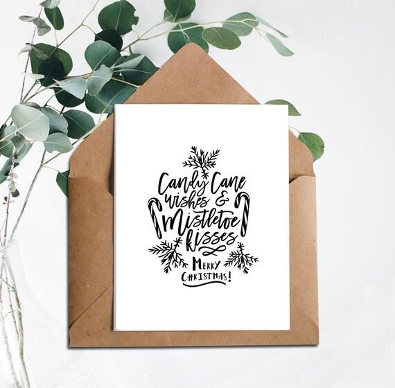 image 0 - Merry Christmas Cards Printable