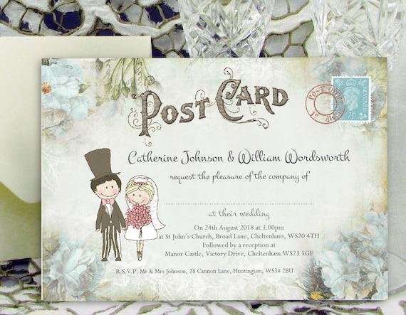 Vous serez Mariée Demoiselle D/'Honneur Fleur Fille Invitation Invite Carte Ring