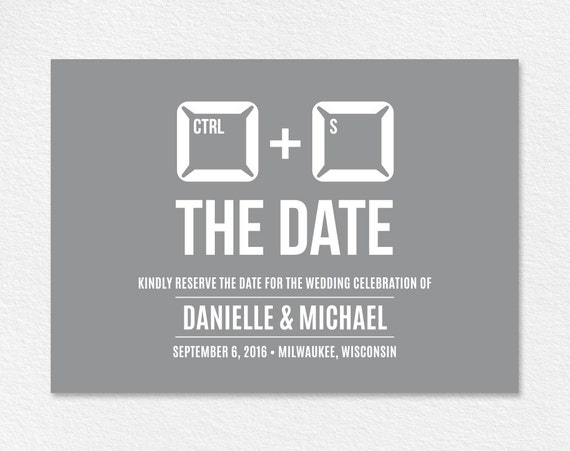 Funny Save The Date Save The Date Printable Unique Save The - Funny save the date templates