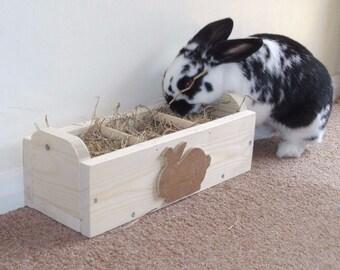 Rabbit Hay Feeder / Feeding Trough