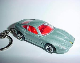 Ferrari Keychain Etsy