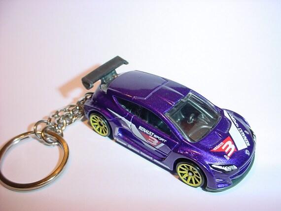 3d Renault Megane Trophy Custom Keychain By Brian Thornton Etsy