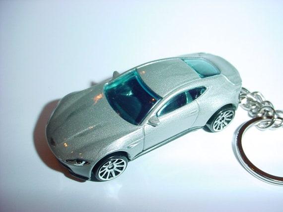 3d Aston Martin Db10 Custom Keychain By Brian Thornton Keyring Etsy