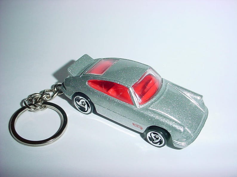 3d Porsche Carrera Custom Keychain Keyring Key Chain By Brian Etsy
