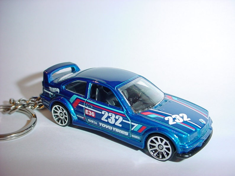 3D 1994 BMW M3 gtr custom keychain by Brian Thornton ...
