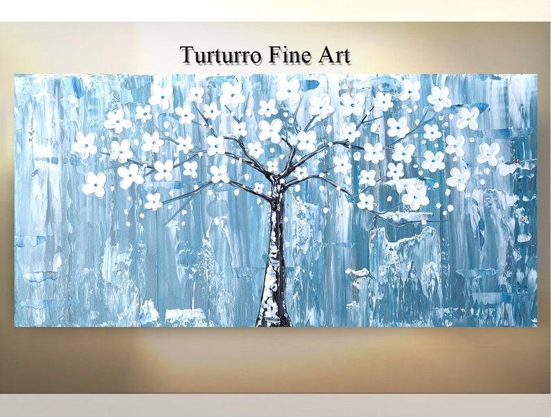 Namaste Wall Art Original Paintings Decor art Painting on image 0
