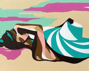 Sandbar Print