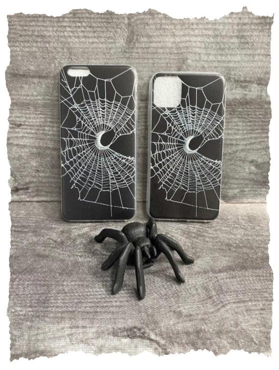 Spider Web Phone Case, Spider Web Phone Accessories, Spider Web Gifts, Phone Case