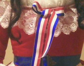 Betsy Ross 17th Century Dress