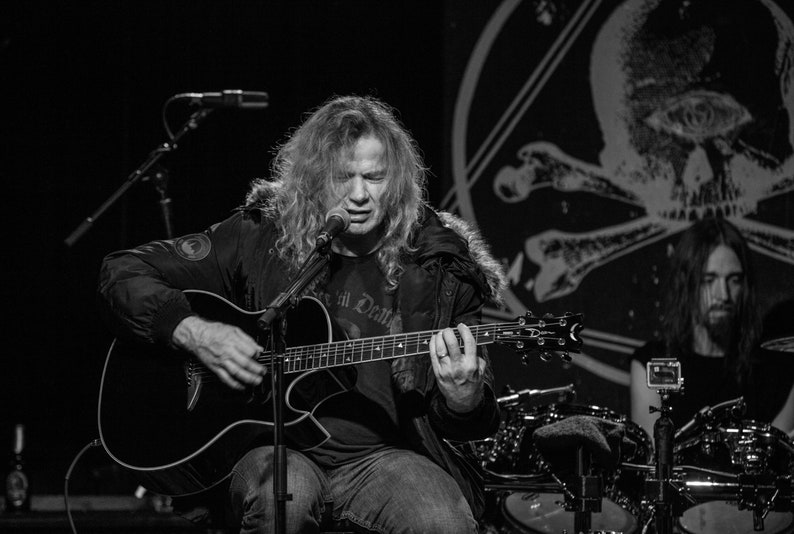 - photograph by Nathaniel C 2016 Shannon Megadeth  saint vitus bar  brooklyn