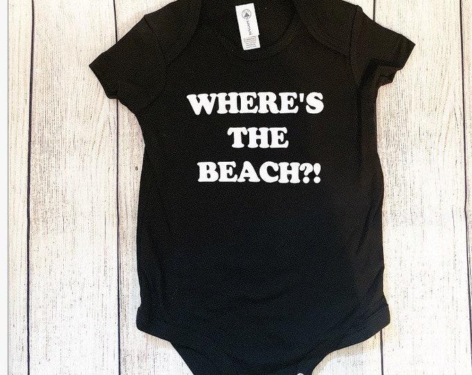 Jersey Shore baby onesie