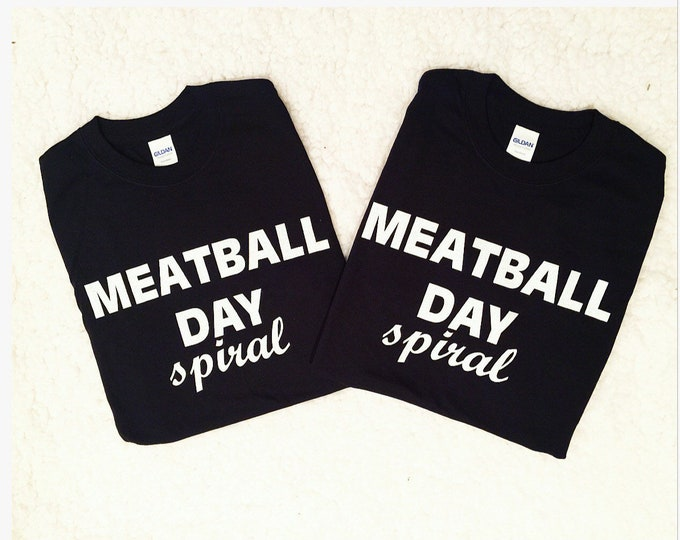 Meatball Day Shirts Jersey Shore Shirts
