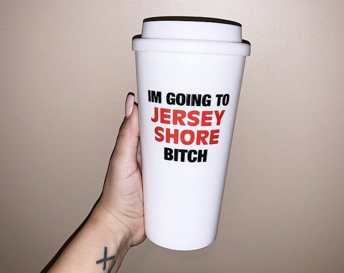 Jersey Shore Mug Jersey Shore Tumbler Jersey Shore