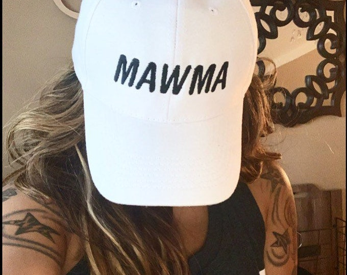 Mawma Baseball Cap Mom Hat