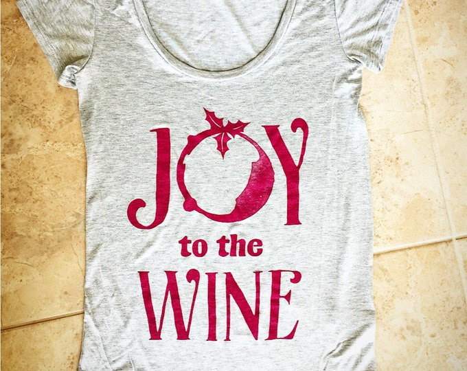 Wine Shirt Christmas Shirt Funny Holiday Shirt