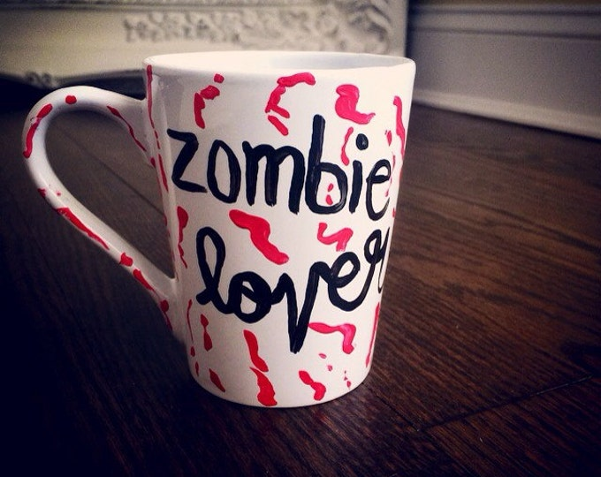 Zombie Lover Mug