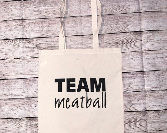 Team Meatball Jersey Shore Snooki