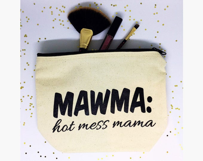 Mom Bag Mom Pouch Mawma Bag