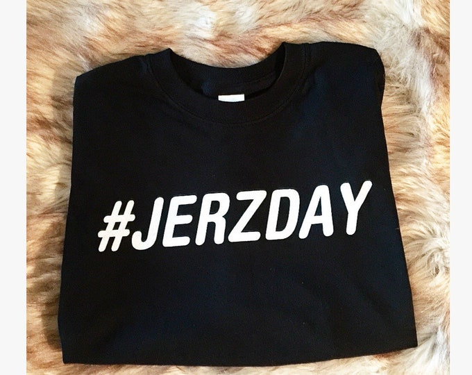 Jerzday Shirts Unisex Tees Jersey Shore Shirts