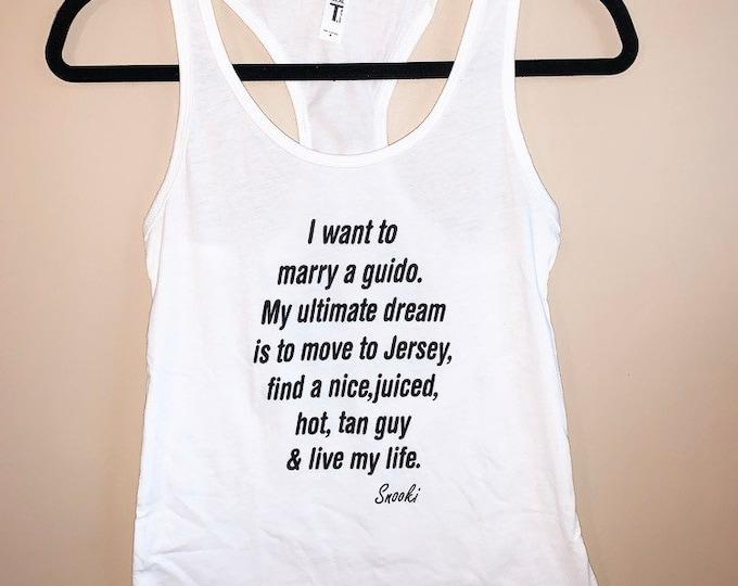 Snooki Shirt Jersey Shore Shirt