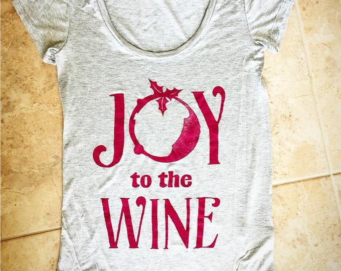 Wine Shirt Christmas Shirt Funny Holiday Shirt
