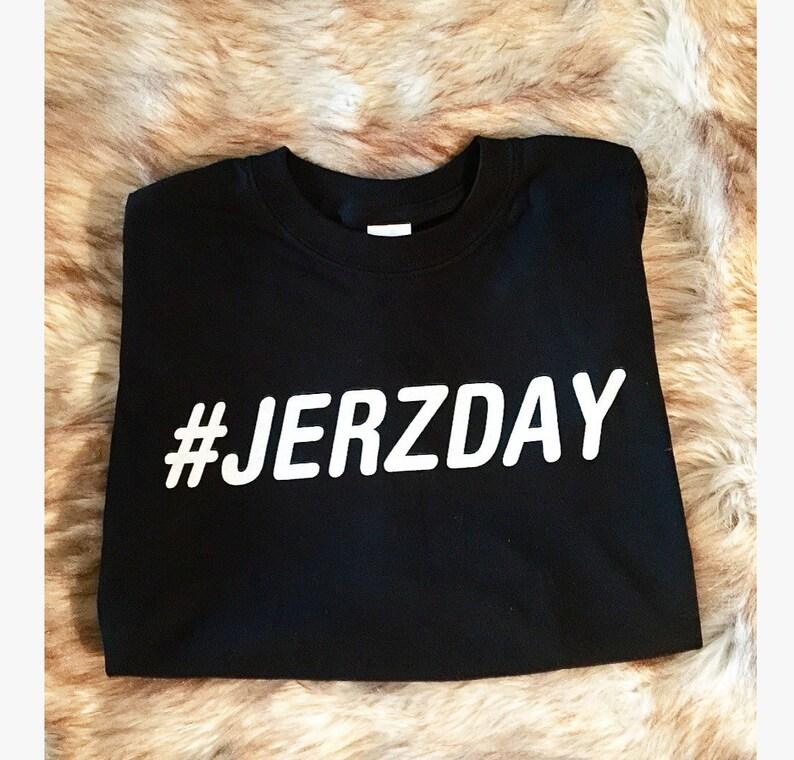 1b86af139 Jerzday Shirts Unisex Tees Jersey Shore Shirts | Etsy