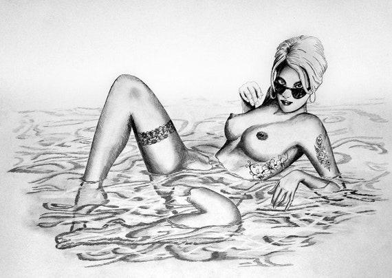 Mature sex drawings