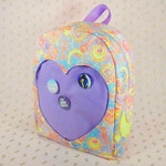 Moon Prism Power Sailor Moon Ita Bag Backpack