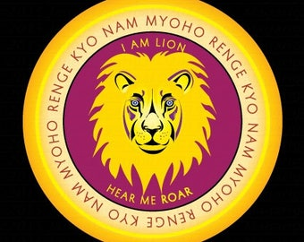 I Am A Lion, Hear Me Roar
