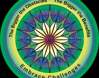 Bigger Obstacles, Bigger Benefits 2