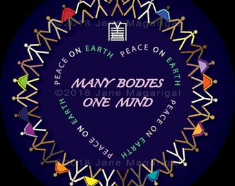 Many Bodies One Mind