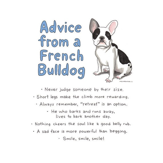 French Bulldog Gift Frenchie Lover Gift Dog Owner Quotes Etsy