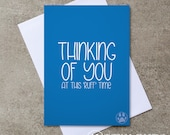 Thinking of you at this 'ruff' time - Sympathy card - Dog / Pet