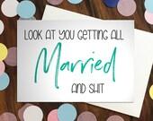 Wedding / Engagement card...