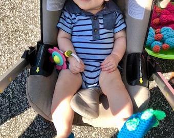 Big Baby Monster Slippers