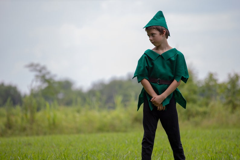 Robin Hood Hat Dress Up Party Birthday Party Peter Pan Hat