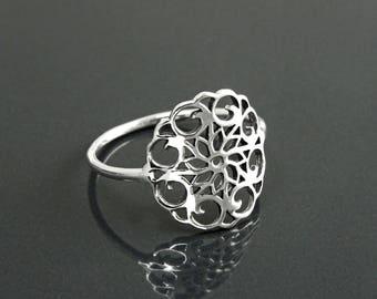 NO Stone Silver Jewelry