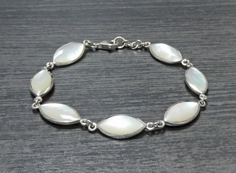 Modern Silver Bracelet With 925 Silver Silver Jewellery Modern And Elegant In Fashion Fine Bracelets Jewelry & Watches