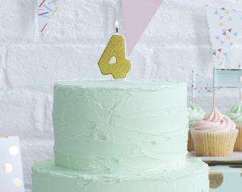 Zahlen Fur Kuchen Etsy