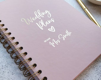 Wedding planner book etsy junglespirit Choice Image