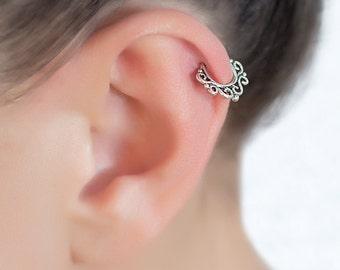 20 gauge helix hoop. tragus earring. conch piercing. cartilage earring. tiny hoops. tragus hoop. helix earring. tragus jewelry.