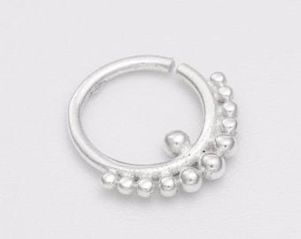 Tribal earring.  tragus earring. tragus hoop. tiny hoop earrings. tragus jewelry. tiny earrings. helix earring. cartilage earring.